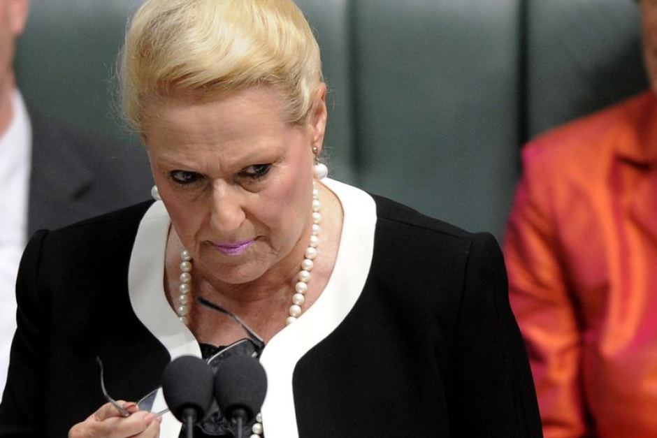 Bronwyn Bishop has resigned as Speaker